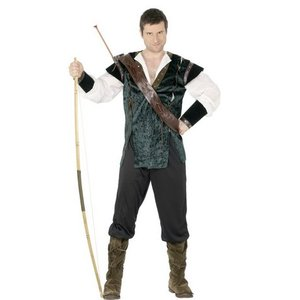 Robin Hood - maskeraddräkt