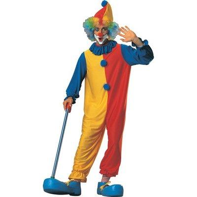 Traditionell Clowndräkt
