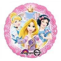 Folieballong - Disneyprinsessor 45 cm