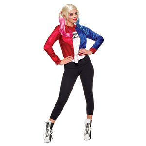 Harley Quinn - Maskeradkit - Vuxen
