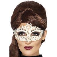 Broderad filigranspets ögonmask