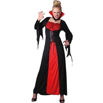 vampyr maskerad kvinna