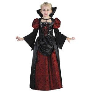 Vampyra maskeraddräkt - Barn