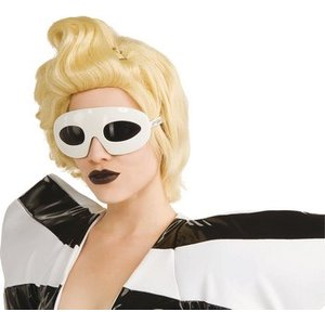 Glasögon Lady Gaga, diverse stilar