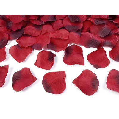 Rosenblad - Flera olika färger 100 st
