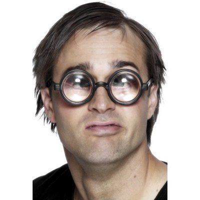 Glasögon skelögda