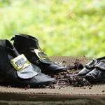 L?stagbara skosp?nnen kan snart vara anv?ndbart f?r att f?rgylla tomtens skor!