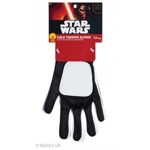 Flametrooper handskar för barn