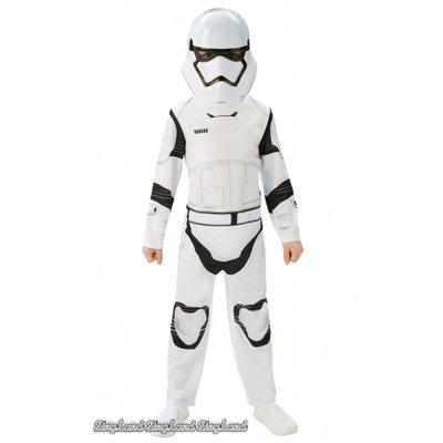 Stormtrooper maskeraddräkt för barn