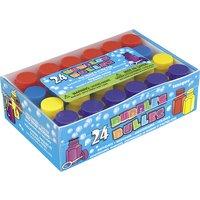 Såpbubblor olika färger 24 st