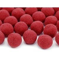 Plyschbollar - Flera olika färger 20 st
