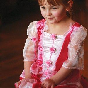 Blomsterprinsessan barn maskeraddräkt