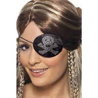 Pirat ögonlapp