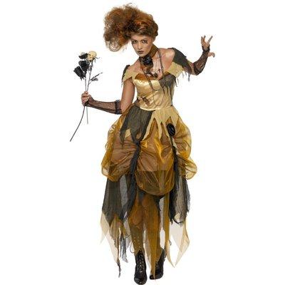Skönheten och odjuret: Halloween-Belle maskeraddräkt