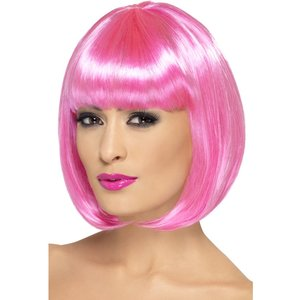 Partyrama peruk rosa