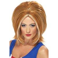 Girl Power Ginger peruk