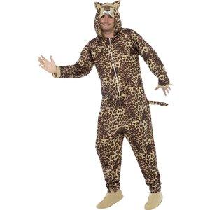 Leopard maskeraddräkt