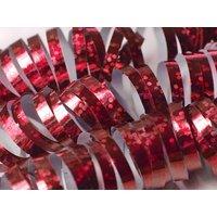 Holografiska serpentiner - Flera olika färger 380 cm