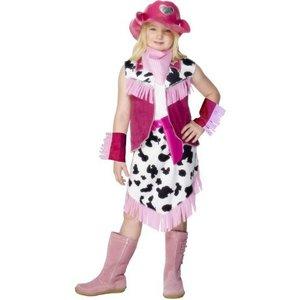 Rodeo tjej maskeraddräkt