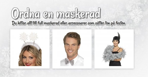 Maskeradkläder