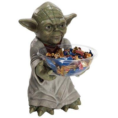 Godisskål - Yoda 41 cm