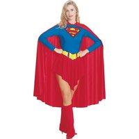 Supergirl / superwoman dräkt
