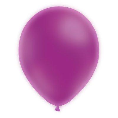 Latexballonger - Neon Lila