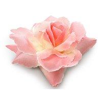 Rosor självhäftande - Rosa 9 cm 24 st