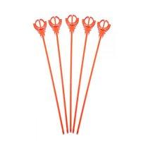 Ballongpinnar - Orange
