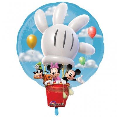 Musse pigg ballongflyg folieballong - 71 cm