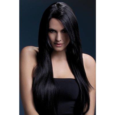 Amber peruk - svart