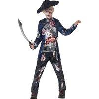 Deluxe Jolly Rotten pirat maskeraddräkt