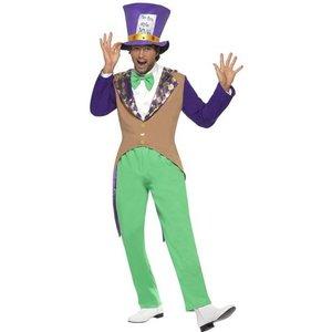 Den galna hattmakaren maskeraddräkt