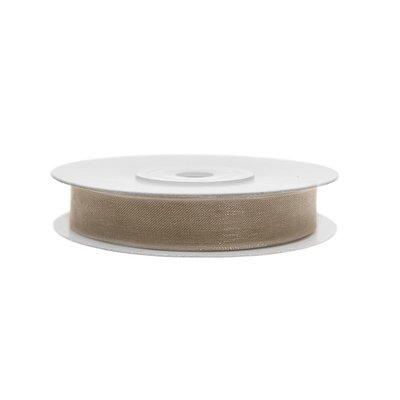Chiffongband - Flera olika färger 6 mm x 25 m