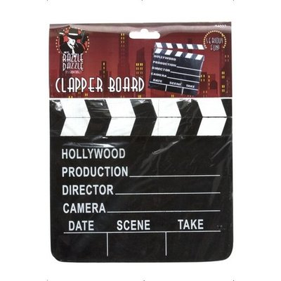 Filmklappa 7x8 tum hollywood filmrekvisita