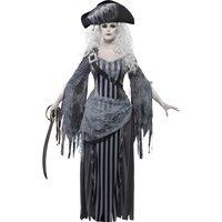 Spökskepps-prinsessa piratdräkt