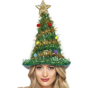 Julgran hatt