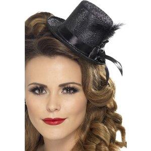 Tophat mini - svart