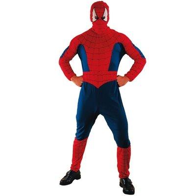 Spindelmannen maskeraddräkt