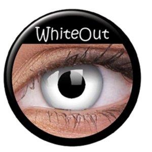 White Out med styrka 3-månaderslinser