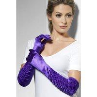 Fresterska handskar - lila