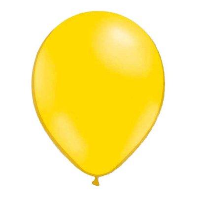 Latexballonger - Gula 13 cm 100-pack