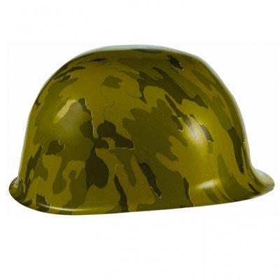 Militärhatt i plast