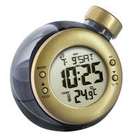 Vattendriven RCC Klocka med temperatur