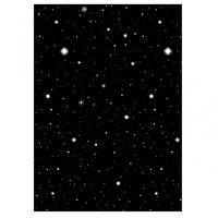 Stjärnhimmel bakgrund (1 rulle)
