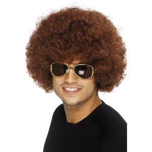 Afroperuk brun