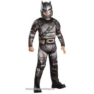 Bepansrad Batman maskeraddräkt - Barn