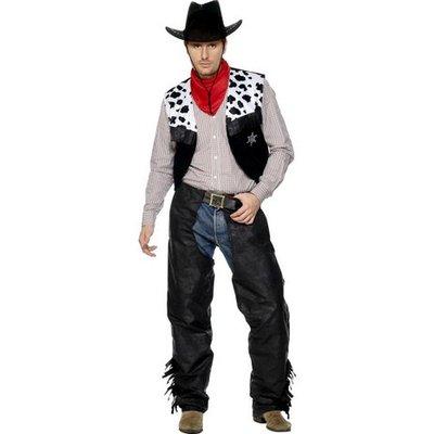Cowboy set dräkt
