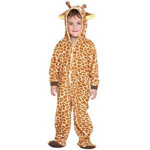 Giraff maskeraddräkt 2-4 år