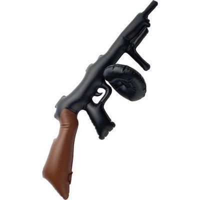 Tommy gun uppblåsbar